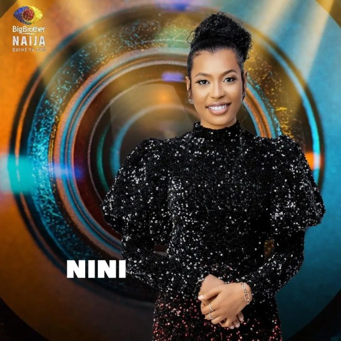 BBNaija – Confusion looms as Nini sneaks out of the house, Saga nearly suffers heart attack: Video