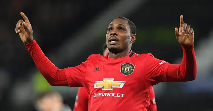 Odion Ighalo snubs Manchester United