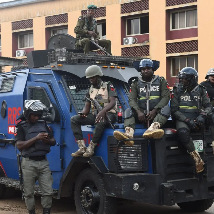 Osun police dismiss cop for causing death of a member of the public