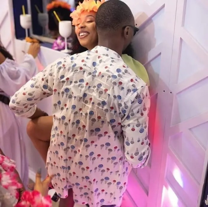 BBNaija 2021: Nini and I have being doing things under the duvet