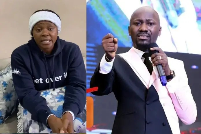Apostle Suleman reacts as actress, Chioma Ifemeludike accuses him of having s.e.x with her twice: Video