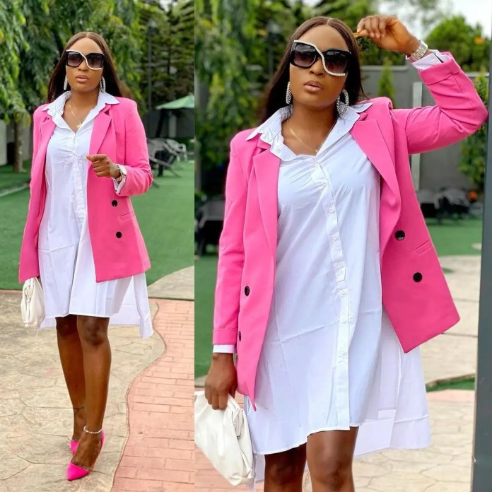 Blessing Okoro: Many married women crying today dated married men when they were single –