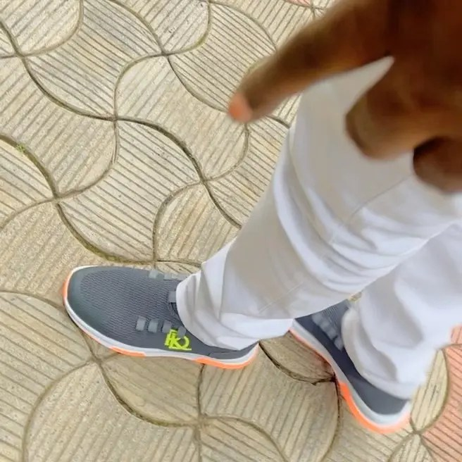 Ned Nwoko shoes
