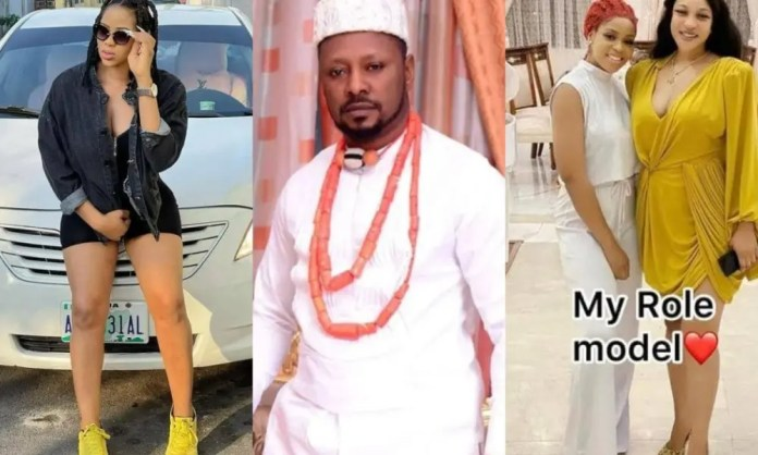 Kpokpogri has so many of your s.e.x tapes in his possession – Tonto Dikeh tells dancer Jane Mena