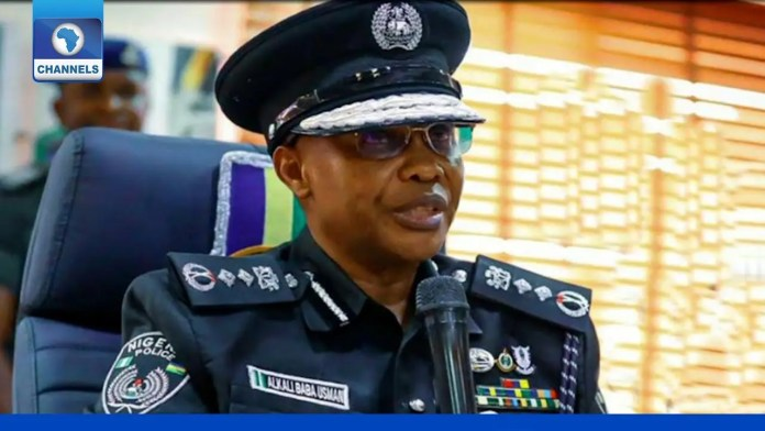 IGP after Aso Rock briefing: Buhari thanked us for our efforts