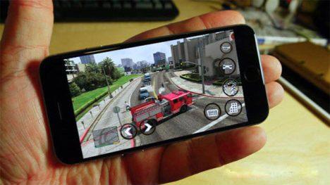 Resultado de imagem para GTA 5 MOBILE
