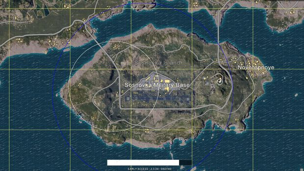 PUBG Available with A New Smaller Island Map   News4C PUBG Available with A New Smaller Island Map