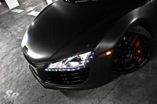 Audi_R8_Black_Matte_by_SR_head_light