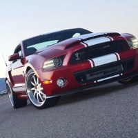 Video: Shelby GT500 Super Snake 850 hp