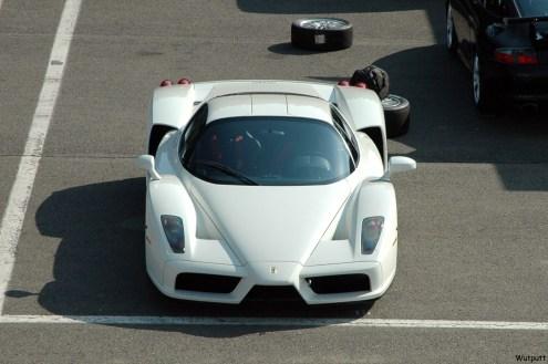 ferrari enzo - Ferrari Enzo 2013 White