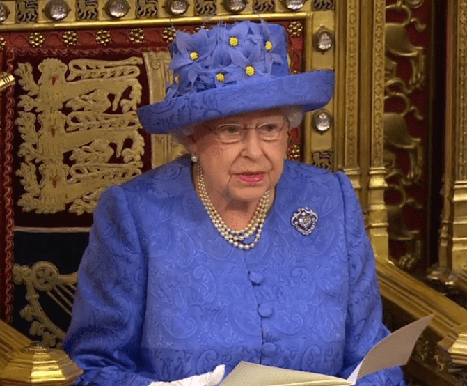 Brexit Was At The Heart Of The Queens Speech, And Sends Theresa May Wobbling