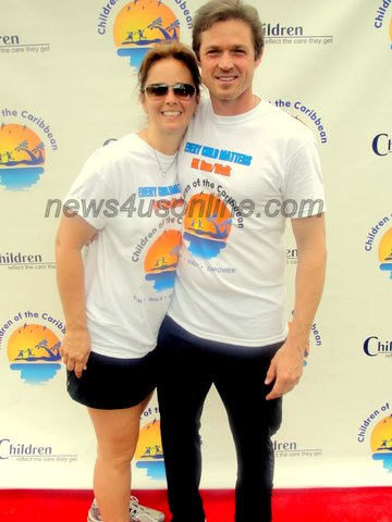 Stars Walk for Children of the Caribbean