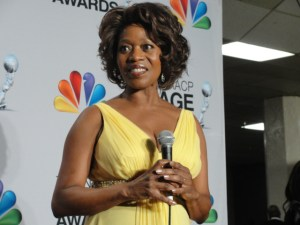 Alfre Woodard was also a big winner at the 44th NAACP Image Awards. Photo Credit: Dennis J. Freeman