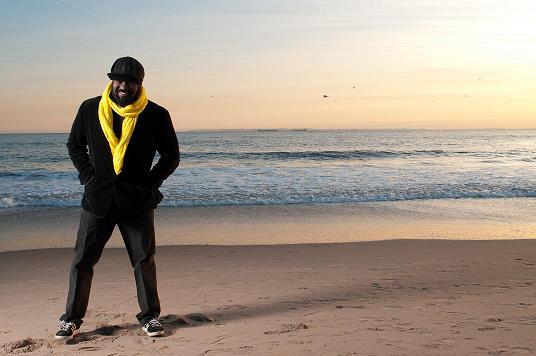 California native Gregory Porter brings his unique soul jazz sound to the Playboy Jazz Festival.