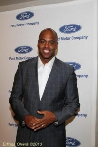 OMG! Insider Kevin Frazier co-hosted the Ford Freedom Unsung Award. Photo Credit: Erlinda Olvera / News4usonline.com