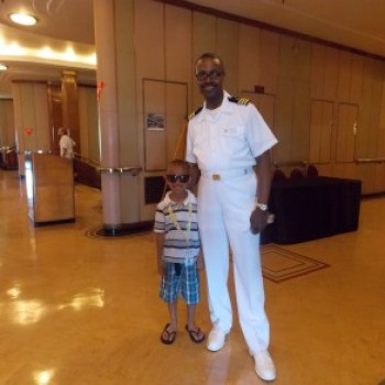 Jaylen and the Ship Captain