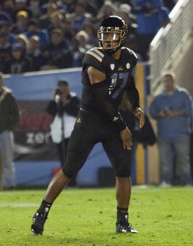 UCLA quarterback Brett Hundley has the Bruins on the right track. Photo Credit: Jevone Moore/Full Image 360