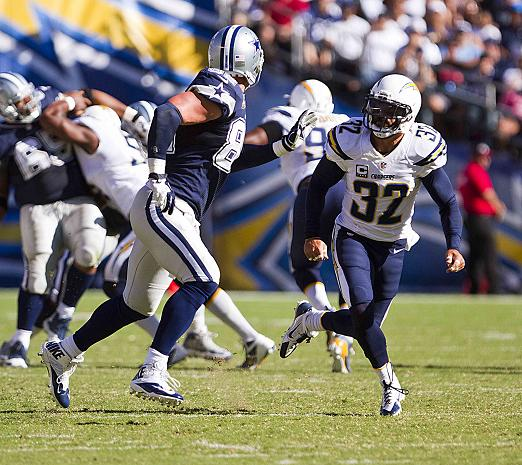 San Diego Chargers Box Score: The Electric Box: Brewing For A Showdown