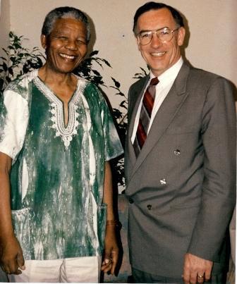 INTERNATIONAL DEVELOPMENT RESEARCH CENTRE - Tea with Mandela