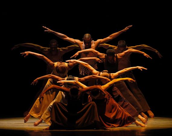 Revelations: Choreography by Alvin Ailey