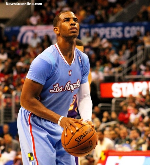 Chris Paul and his teammates will have the whole to think about the next coming season./News4usonline.com