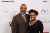 MLB Hall of Fame shortstop Ozzie Smith and daughter, Taryn. Photo Credit: Dennis J. Freeman/News4usonline.com