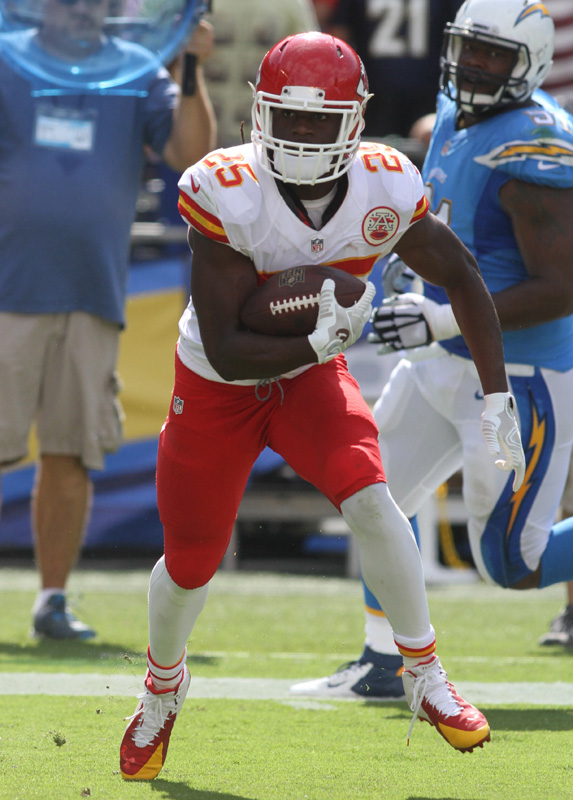 Kansas City Chiefs @ San Diego Chargers