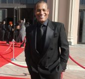Actor Phil Morris Love That Girl) stands out at the 42nd NAACP Image Awards. Photo Credit: Dennis J. Freeman/News4usonline.com