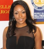 Actress Kelita Smith, who starred in the Bernie Mac Show looked fabulous at the NAACP Theatre Awards. Photo Credit: Corey Cofield/News4usonline.com