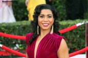 Jessica Pimentel (Orange is the New Black) burned the red carpet at the 21st SAG Awards with her stunning presence. Photo by Dennis J. Freeman/News4usonline.com
