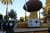 University of Oregon float