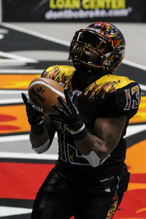LA Kiss vs Arizona Rattlers