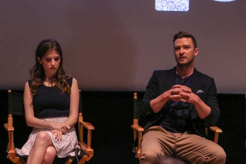 Dream Works Animation SKG Presents TROLLS Q&A with Producers and Cast in Glendale, Ca on June 23, 2016. (Photo by Jevone Moore/Full Image 360)