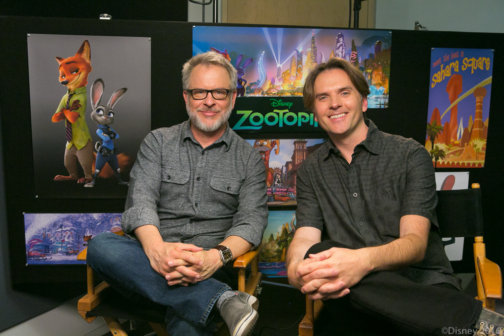 Zootopia In-Home Global Press Event