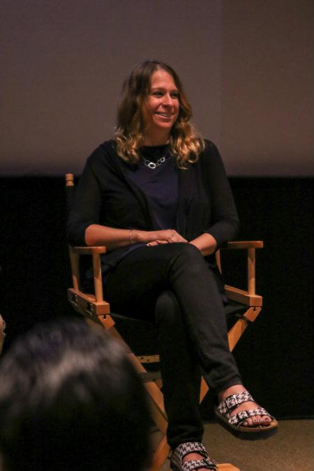 """""""Trolls"""" producer Gina Shay. Photo by Jevone Moore/News4usonline"""