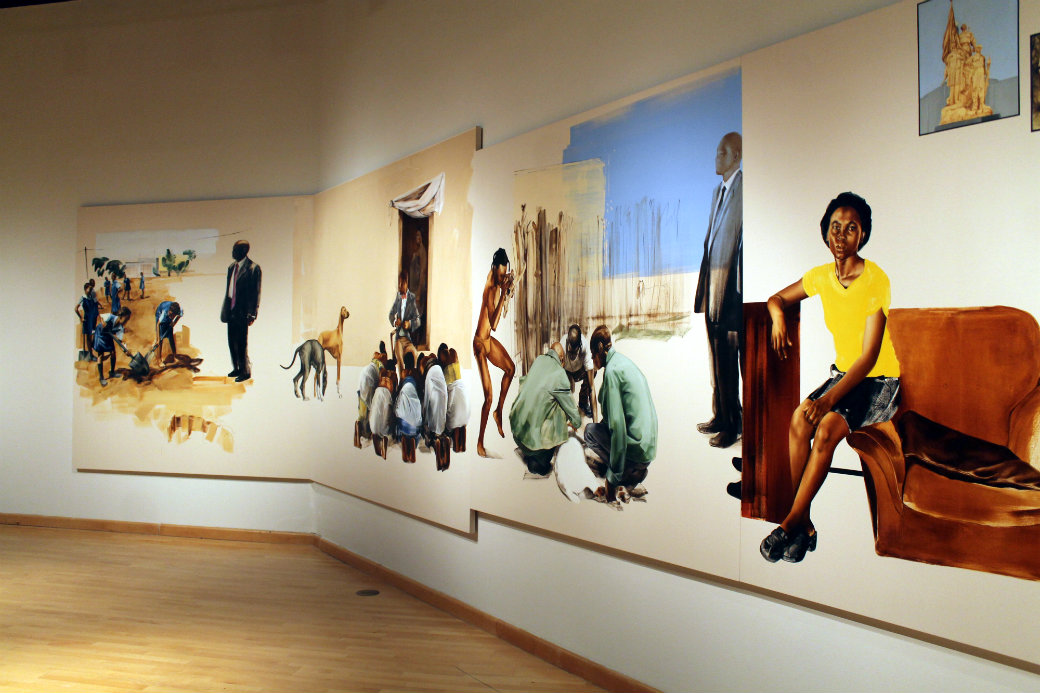 Exhibits bring the art back to CAAM