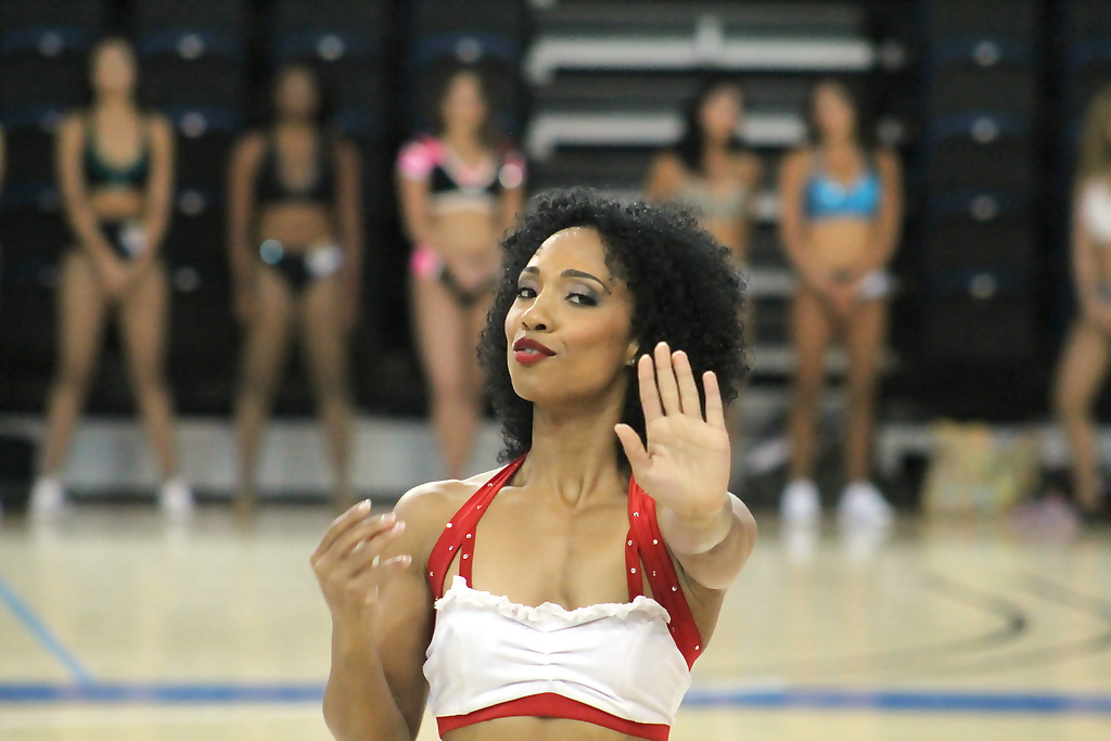 Dancers chase their dreams at Charger Girls auditions