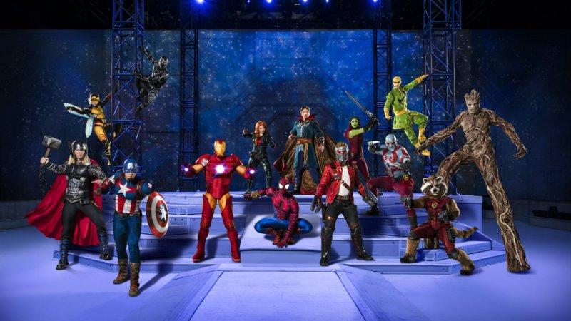 Marvel Universe Live! showcases Black Panther