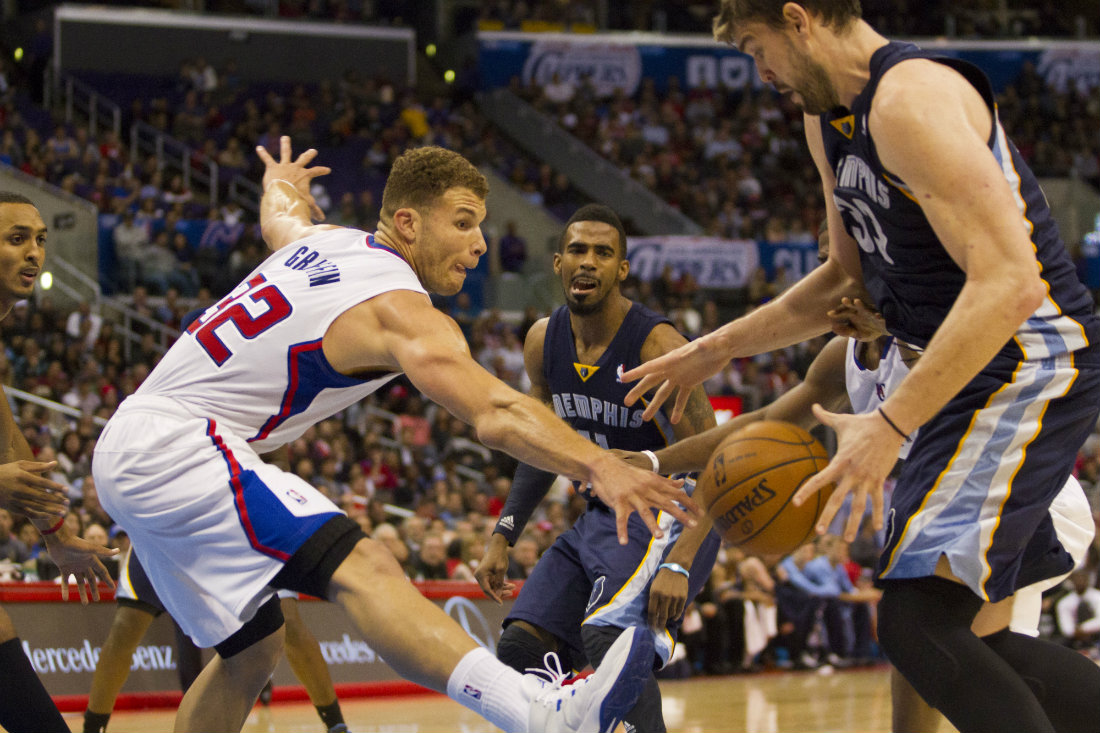 Clippers hand over franchise key to Blake Griffin