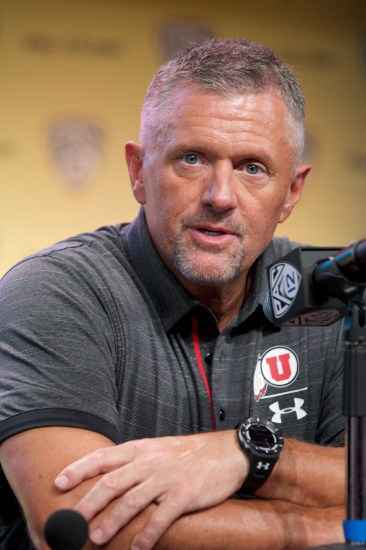 July 25, 2018-2018 Pac-12 Conference Football Media Day. Photo by Astrud Reed for News4usonline