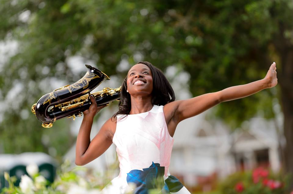 The world of jazz according to saxophonist Jazmin Ghent