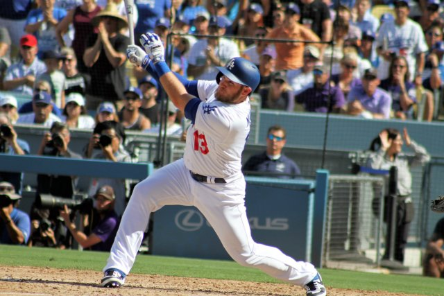 MLB Playoffs-Dodgers and Rockies