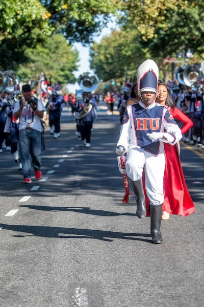 Howard University Marching Band