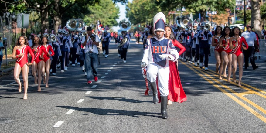 Howard University Marching Band