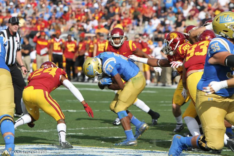 USC-UCLA rivalry game