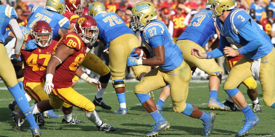 USC-UCLA rival game