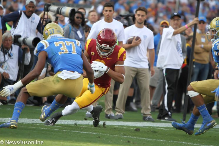 USC-UCLA rivalry football game