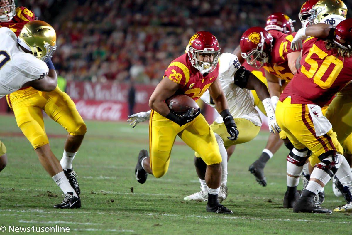 rivalry week-USC-Notre Dame