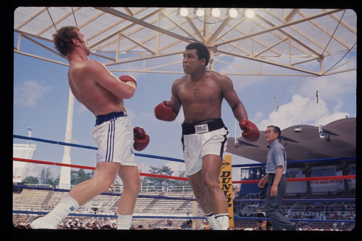 'Muhammad Ali: Greatest of All Time' exhibit honors the G.O.A.T