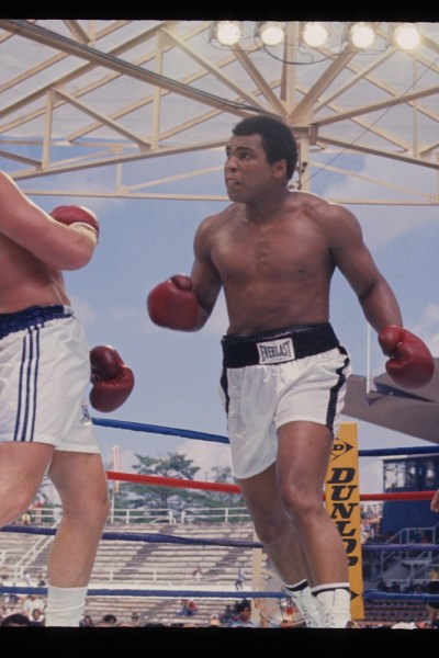The greatest of all time - Muhammad Ali
